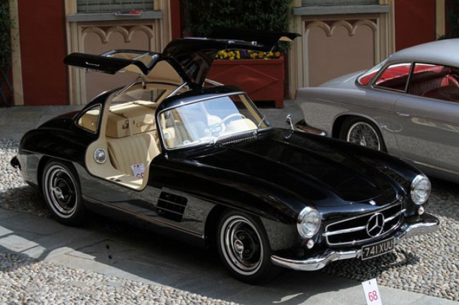 Mercedes-Benz 300 SL Coupé – 1954