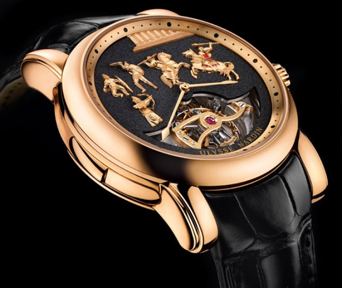 ULYSSE NARDIN – Alexander The Great