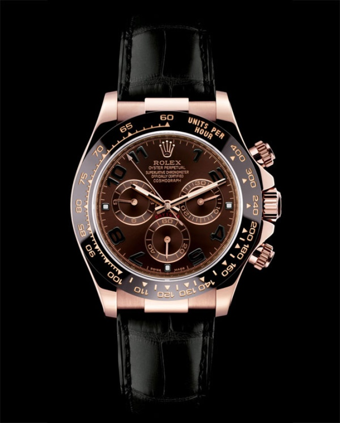 Rolex – oyster perpetual cosmograph daytona 116515ln за $30,000