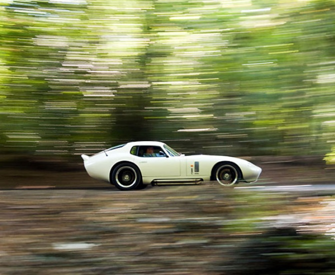 Shelby Daytona Cobra Coupe – 1965