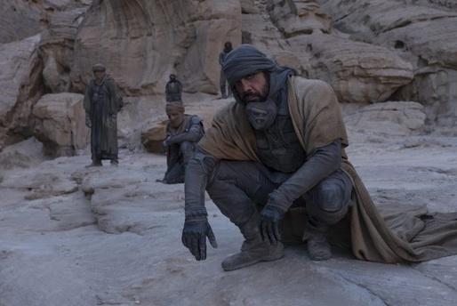 Вышли первые рецензии критиков на фильм «Дюна»