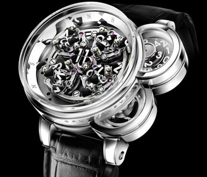 HARRY WINSTON OPUS 11 за $250,000