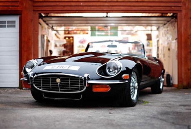 Jaguar E-Type Series III – 1974