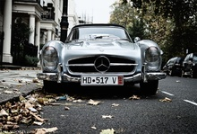 Mercedes-Benz 300SL Roadster – 1954 фото 15