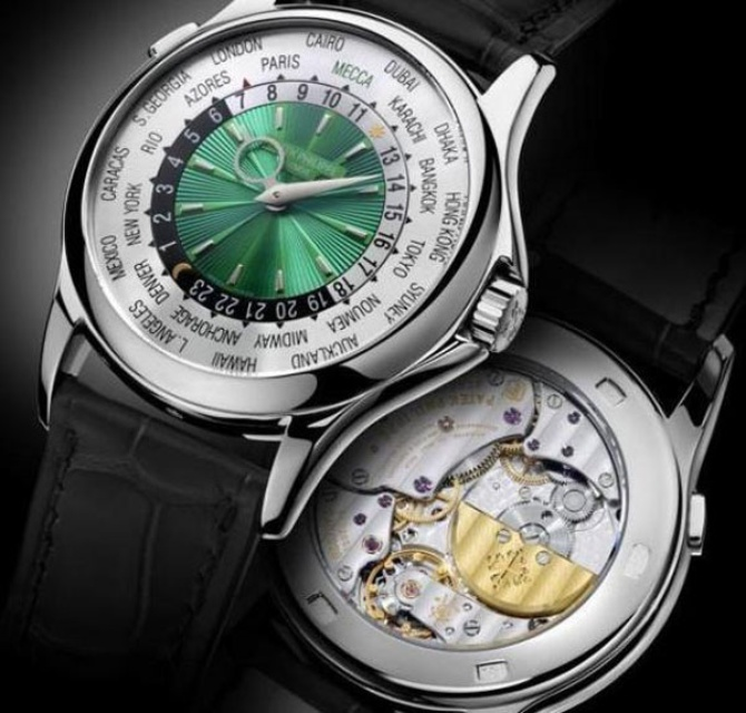 Patek Philippe Mecca World Timer