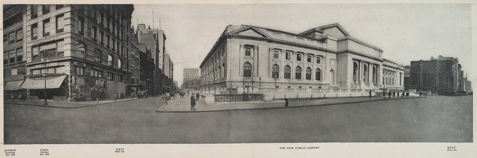 © WELLS & CO./NEW YORK PUBLIC LIBRARY