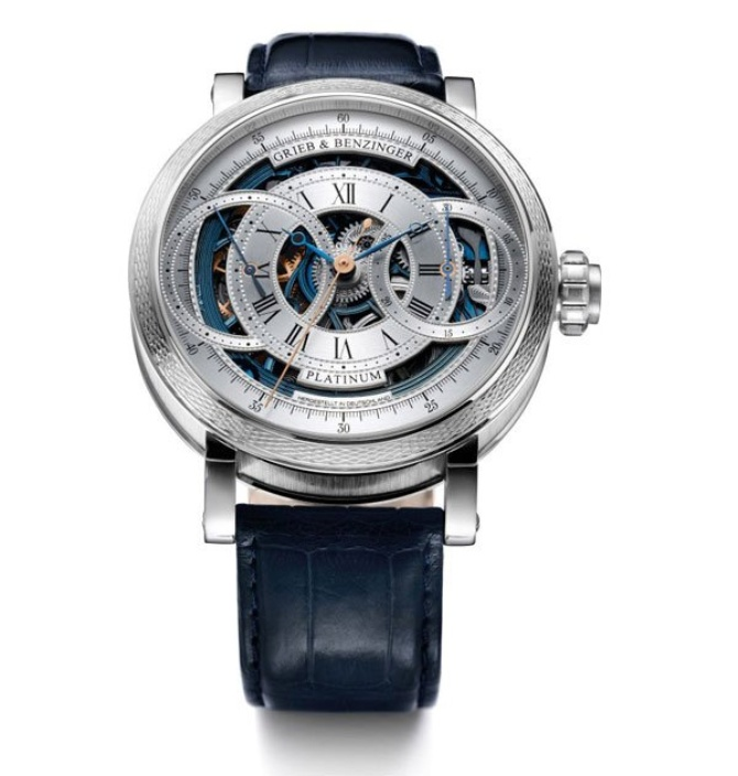 GRIEB & BENZINGER – The BLUE OCEAN