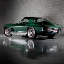 "Corvette ""Sting Ray"" – 1967 фото 13"