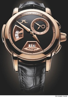 Christophe Claret Adagio Watch за 257,000 евро фото 3