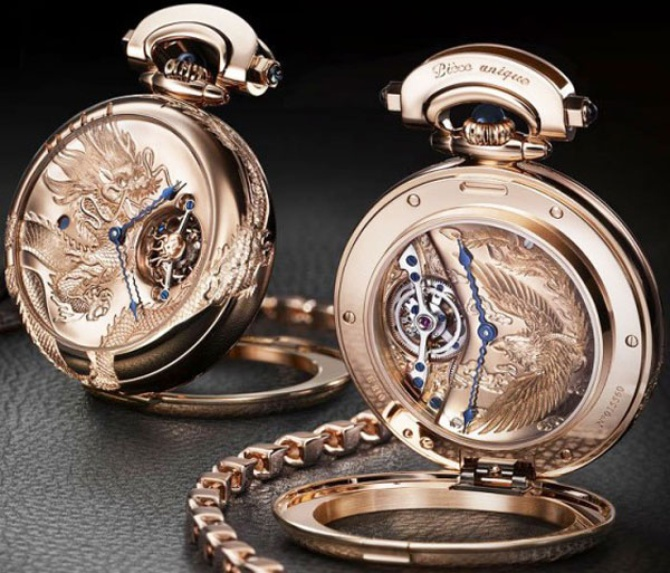 Bovet 7-Day Tourbillon за $75,000