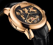 ULYSSE NARDIN – Alexander The Great фото 15
