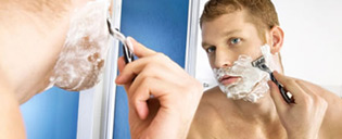 Можно ли брить бороду против роста волос