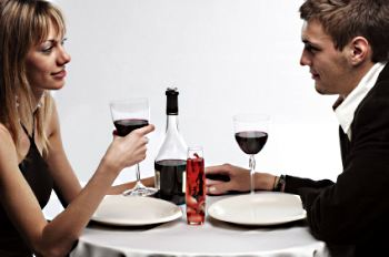 На первое свидание