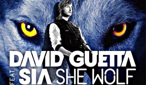 David guetta-she wolf