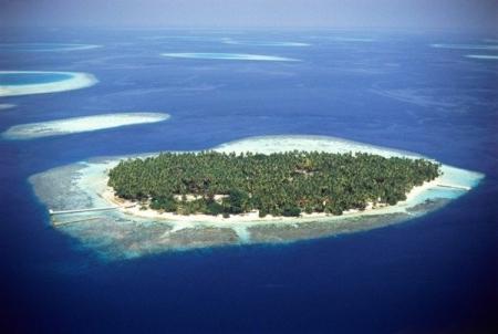 Остров в мире