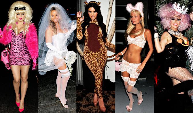 фото костюмы на хэллоуин