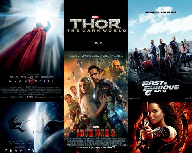 Топ самых скачиваемых фильмов