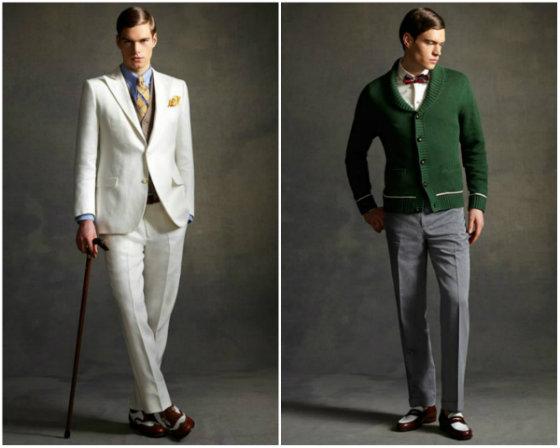 Коллекция мужской одежды из «Великого Гэтсби». Мода Стиль 2e5484b6ad6