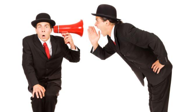Что в разговоре раздражает больше всего?