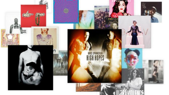 Музыкальные альбомы