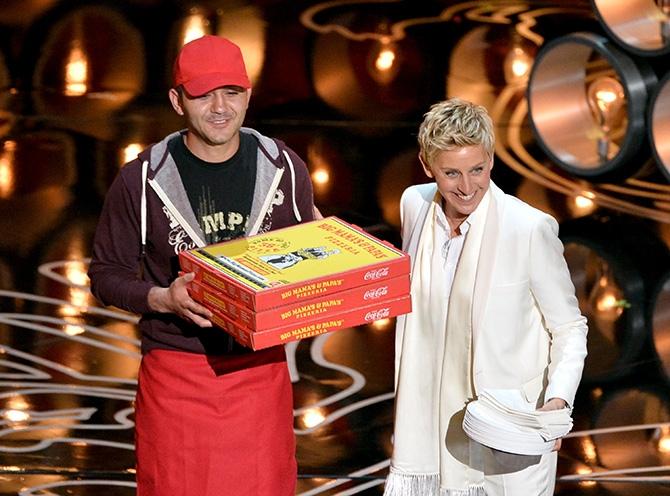 Разносчики пиццы видеоролики