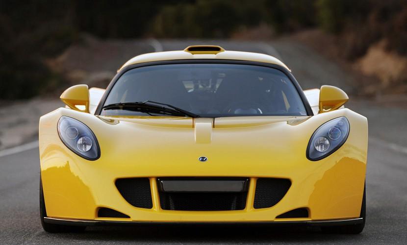 Гиперкар Venom GT от компании Hennessey