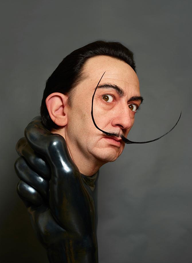 Картинки по запросу скульптура дали
