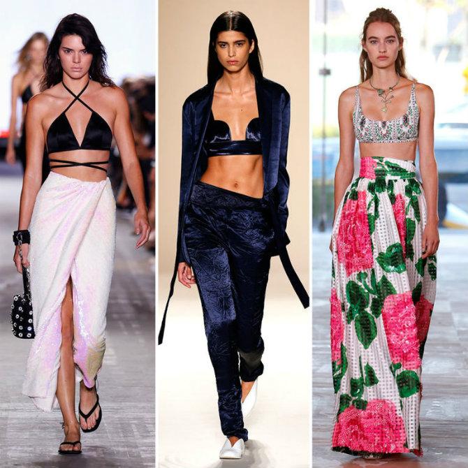 Тренд одежда женская