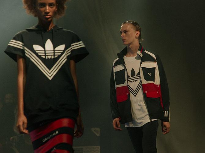 Adidas Originals предпочитает разнообразные коллаборации, где культура,  технологии и инновации находятся в центре внимания. Ранее бренд сотрудничал  с Канье ... 4c53adbcf81