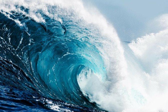 Лучшие фотографии воды