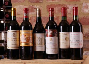 бутылки вина фото
