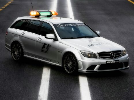 Mercedes-Benz AMG F1 Safety Car 2008 года