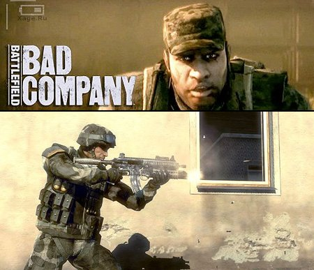 Трейлер к Battlefield: Bad Company