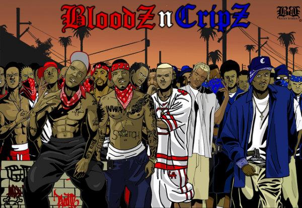 31 blood gang rules