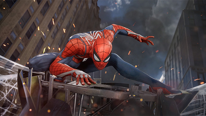 Sony на E3-2017 — Uncharted: The Lost Legacy, Days Gone, God of War, Detroit: Become Human и Spider-Man
