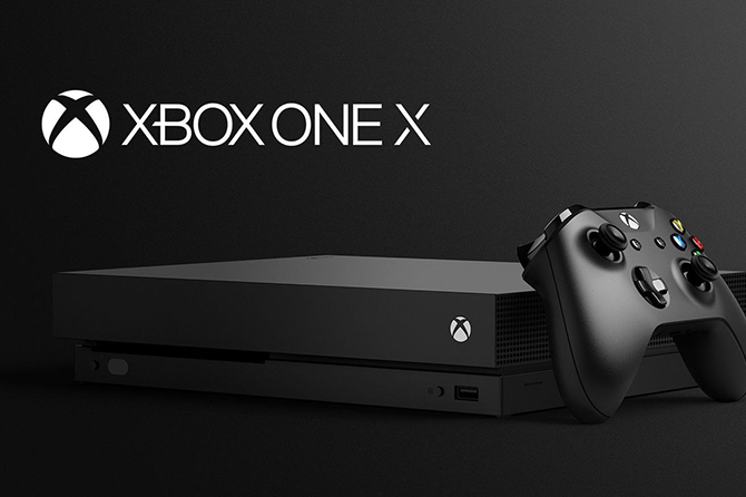 Microsoft на E3-2017 — Xbox One X, Forza Motorsport 7, Metro: Exodus, Assassins Creed: Origins