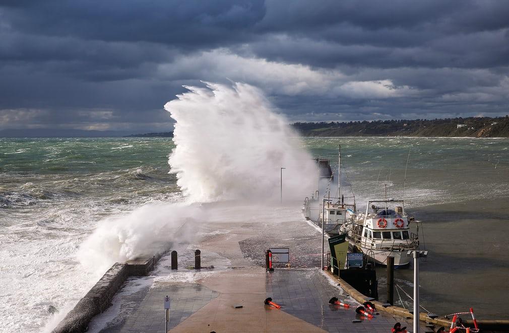 Необузданная природа, или календарь на 2018 год от Бюро метеорологии Австралии