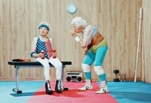 Золотые годы — фотографии пожилых
