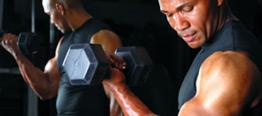 Построение мышечной массы