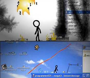 Аниматор против анимации 2 онлайн