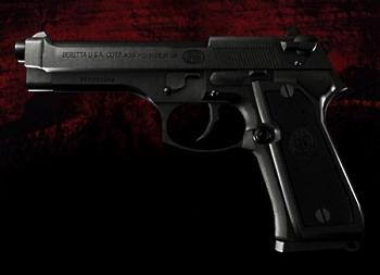 Великолепные модели оружия в 3d