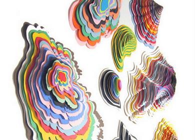 Красота бумажного искусства