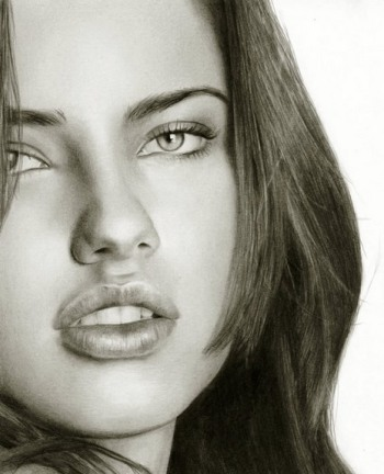 реалистичные рисунки карандашом:
