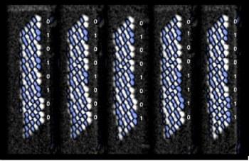 Ученые смогли сохранить информацию посредством шести атомов