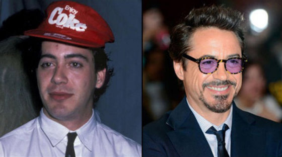 Американские звезды кино и ТВ в молодости и сейчас