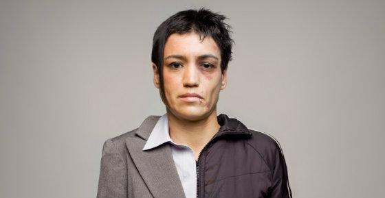 Портреты людей до и после наркотиков