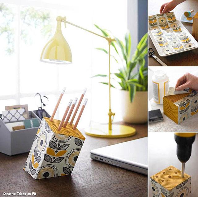 Необычные идеи декора дома своими руками