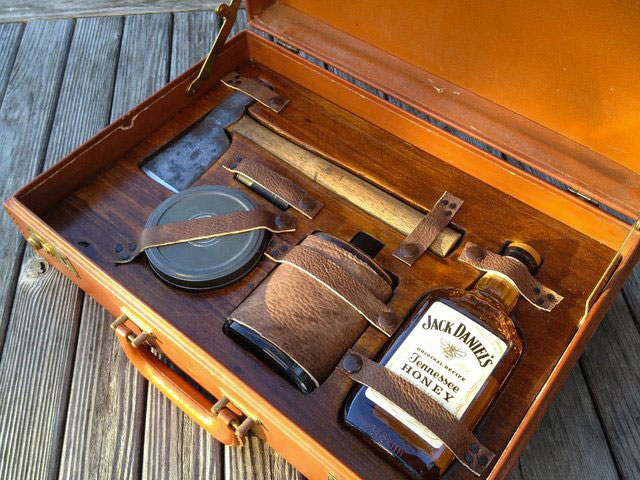 Gentlemans Survival Kit.
