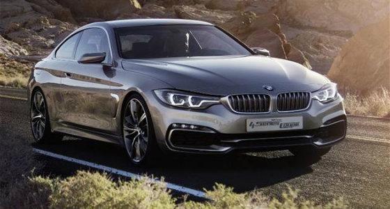 BMW 4-й серии купе устанавливает ориентир для ценового сегмента