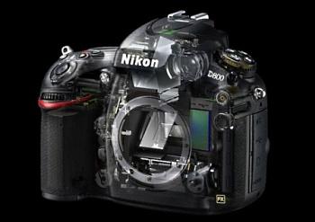 Компания Nikon выпустила 36-мегапиксельную камеру
